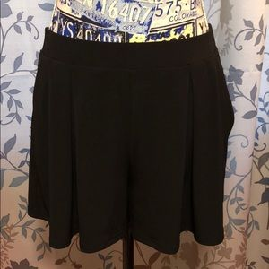 EXPRESS Flared Shorts SMALL NWT